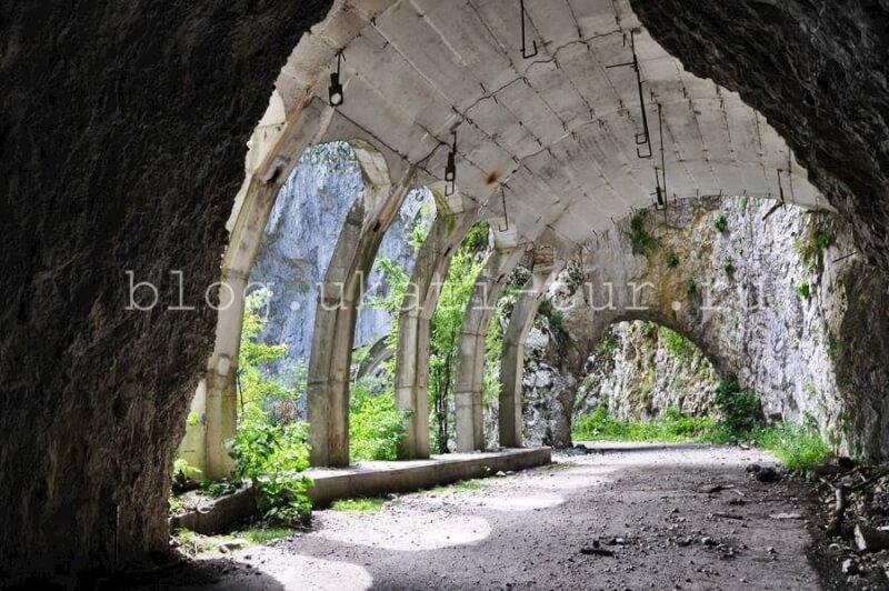 тоннель 3