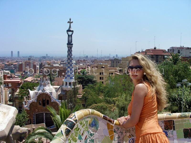 Я в Барселоне