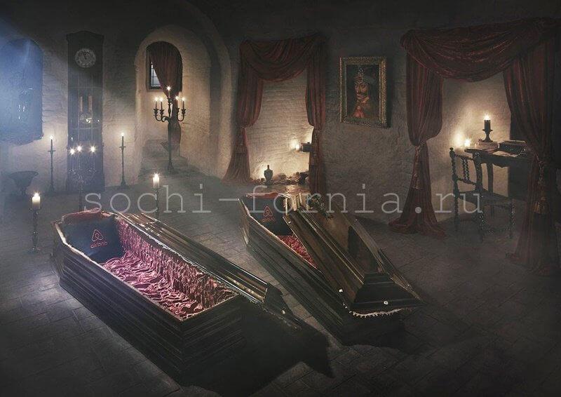 ресторан Дракула