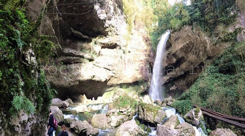 Panorama_vodopad