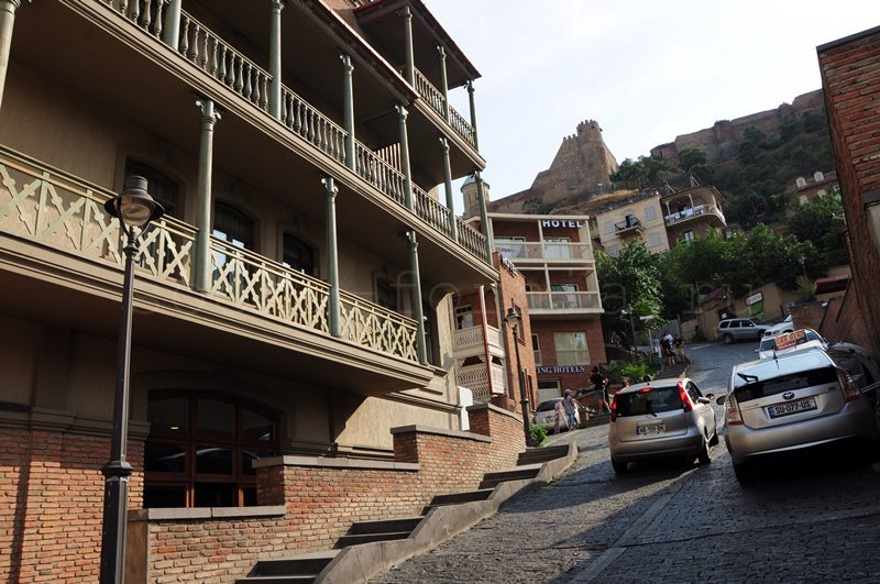 tbilisi-old-city