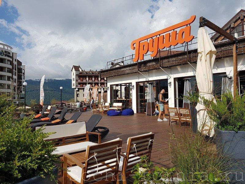 Отдых на курорте Роза Хутор летом: активности и пешие маршруты